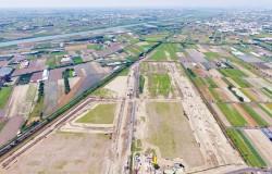 台南新吉工業重劃區道路排水工程