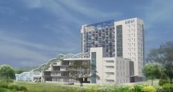 台南成功大學生物科技教學大樓新建工程基礎土方工程