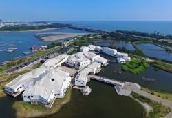 台南台江國家公園遊客中心基礎土方工程