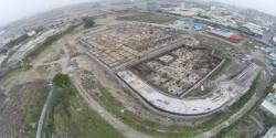 台中水湳經貿園區水資源回收中心土木工程