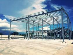 台南善化辦公室鋼構新建工程