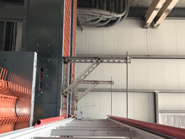BigDutchman 蛋雞籠設備代工安裝